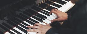 Piano Musique Caudan
