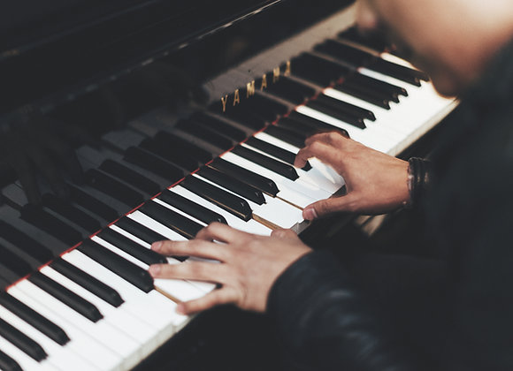 Pianotunti 2 x 45 min Lahjakortti