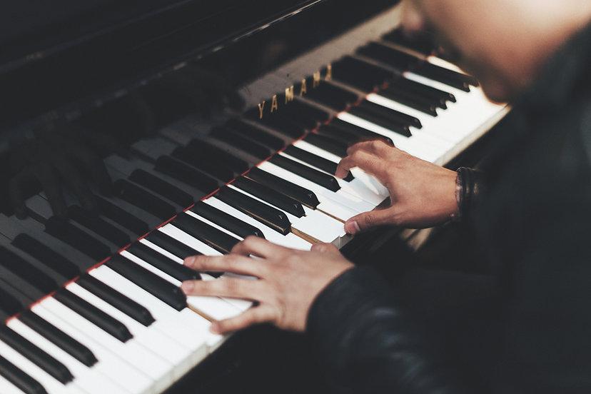 Piano Spieler