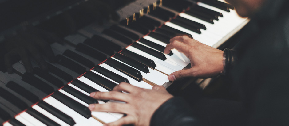 Laying down the keys