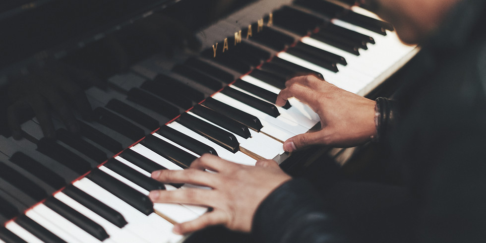 Max Beal - Live Piano