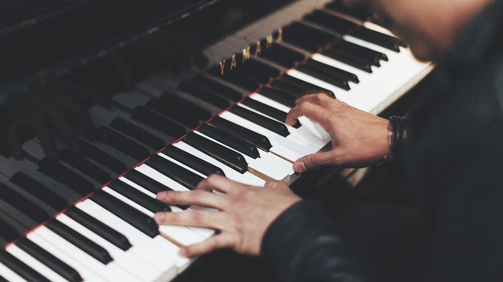 Piano Lesson Gift