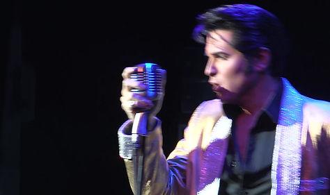 Desn Z as Elvis Presley Promo Video