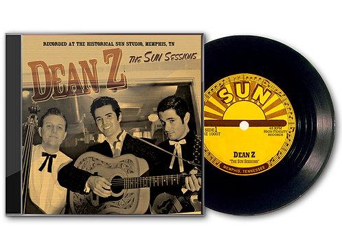 "Dean Z ""The Sun Sessions"" CD"