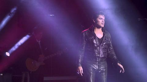 Dean Z Elvis 1968