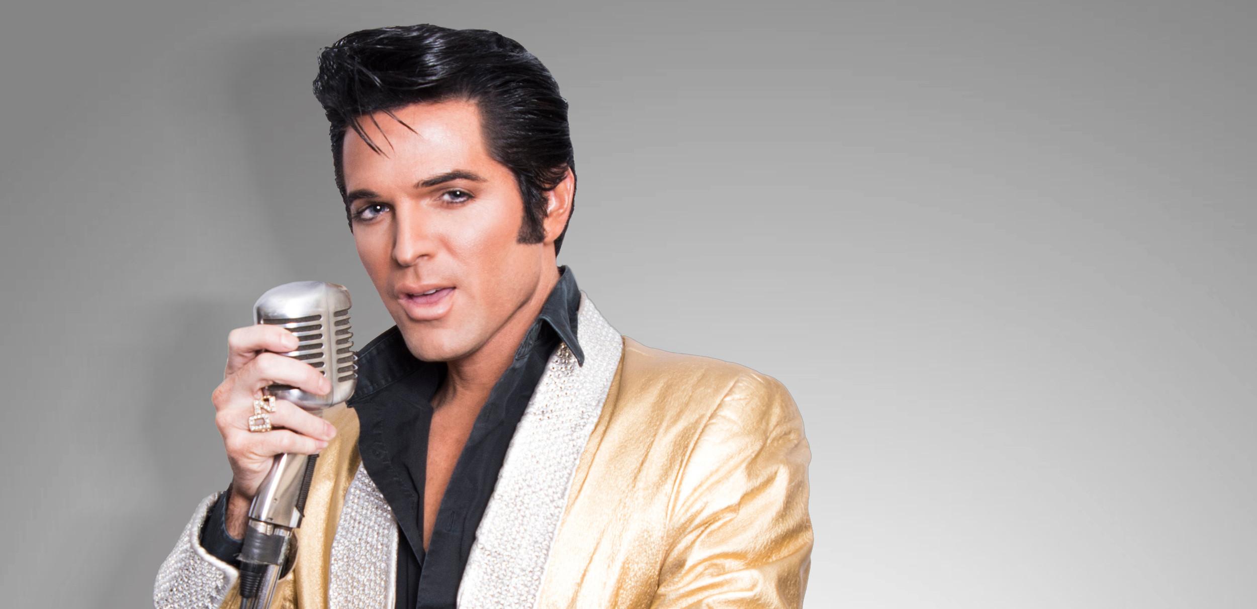 BIO | Dean Z Dot Com Ultimate Elvis Tribute Artist Champion