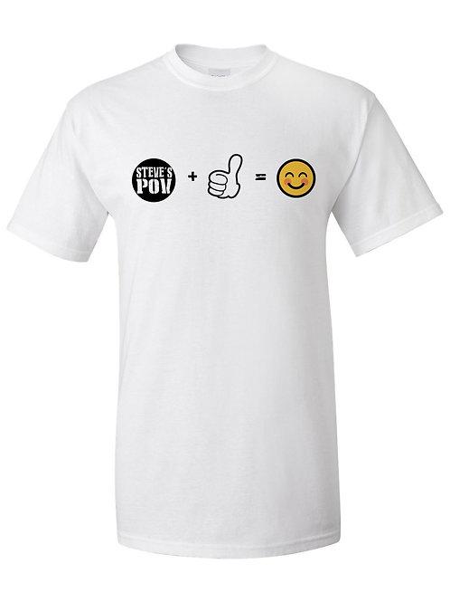 STEVES POV FORMULA T-Shirt  (BET10)
