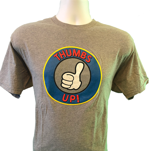 Thumbs Up Official T-Shirt (BET0102)