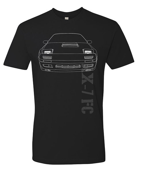 RX-7 FC T-shirt (BET19)