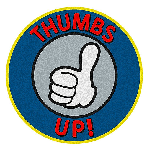 Thumbs Up Official Sticker (S01)