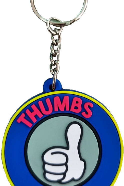 "Limited Edition ""Thumbs Up"" Key Holder (K03)"