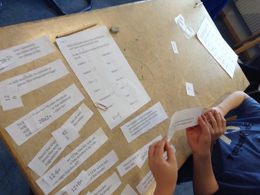 Undervisnings-nära kollaborativt lärande i Huddinge kommun
