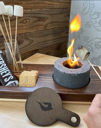 Flikr Smores Personal Fireplace