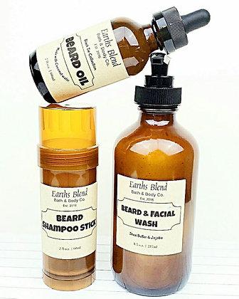 Beard Shampoo Stick