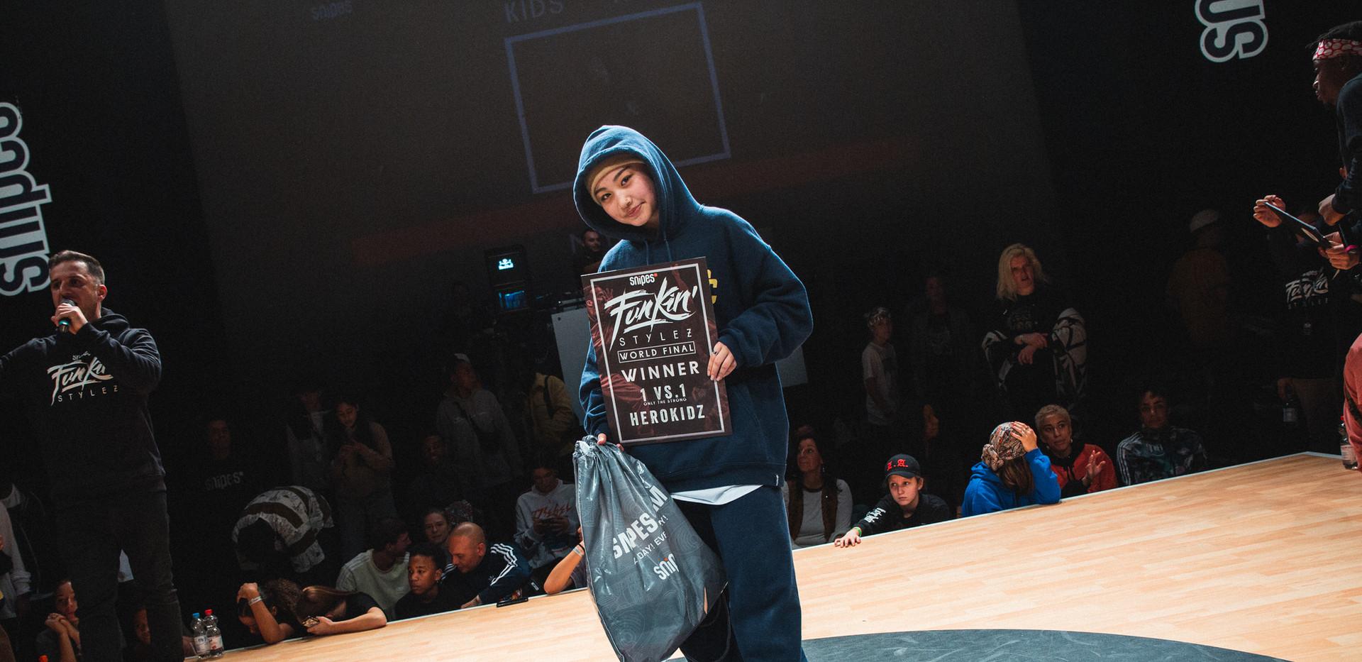 Miyu Winner Herokidz