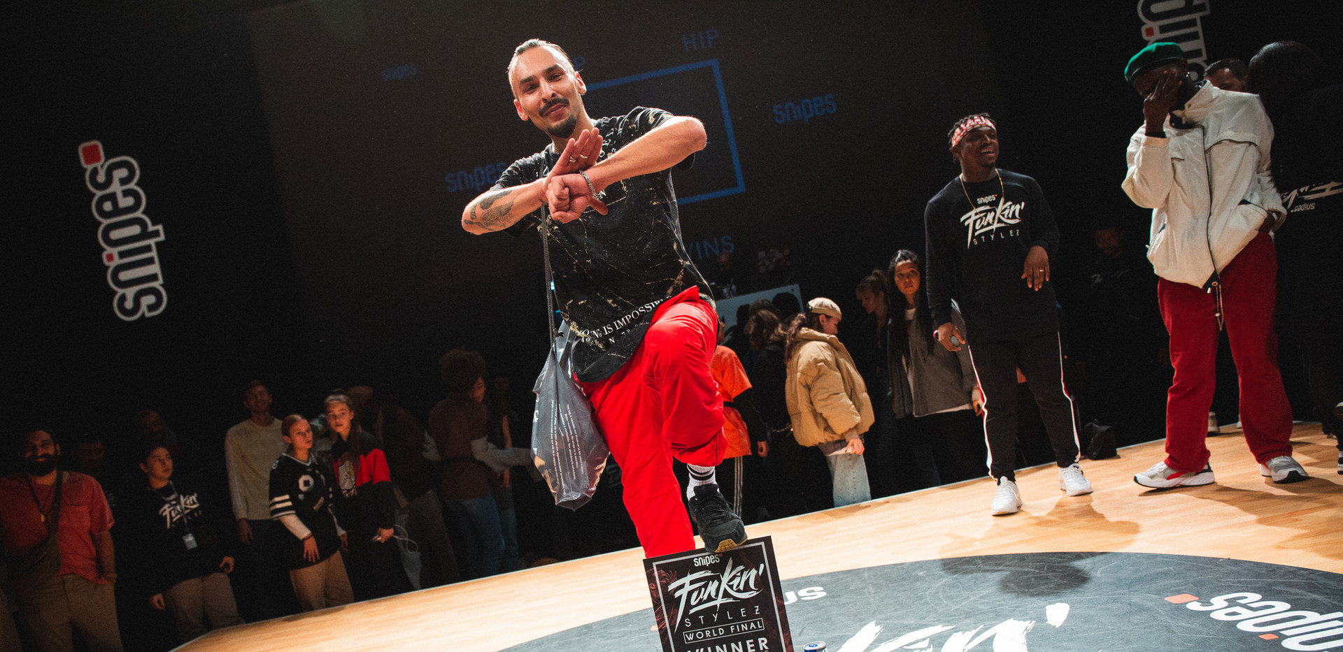 UKAY Winner Hip Hop