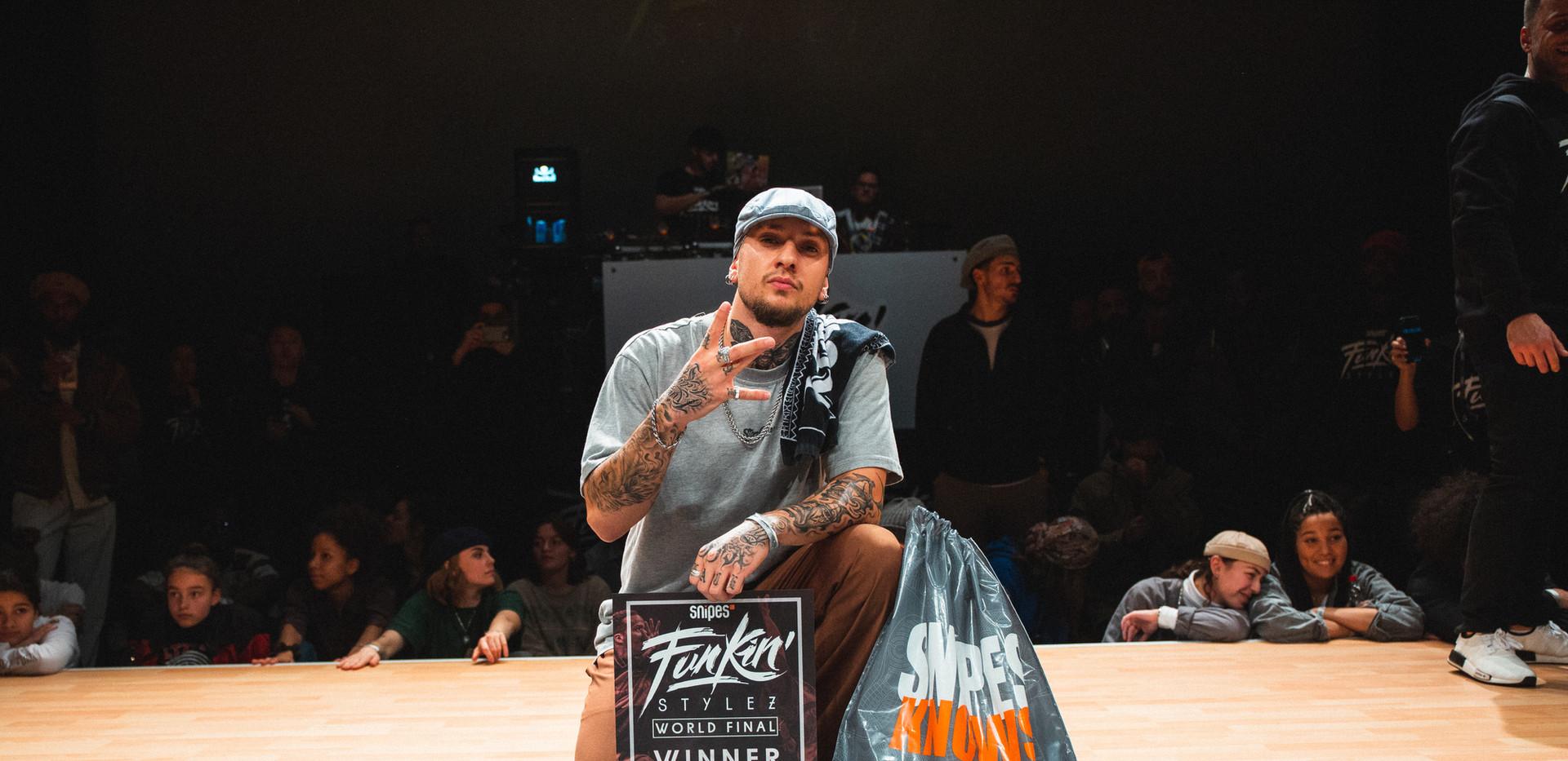 Poppin´C Winner Popping 2019