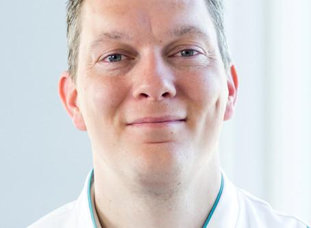 ESCMID Award for Jakko van Ingen