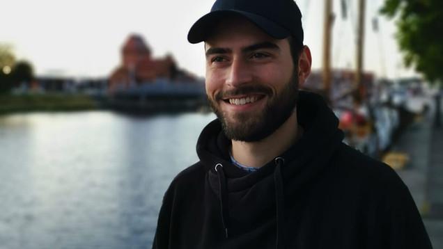 Samir Hmayed –Ein Portrait