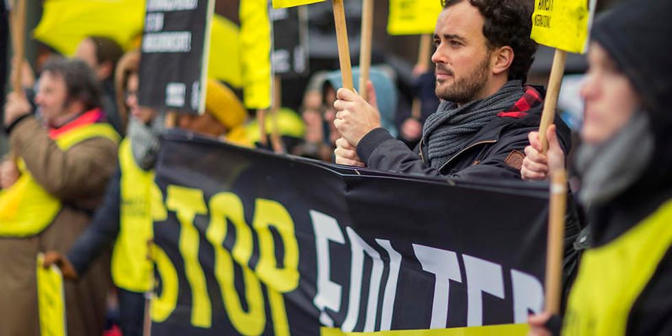 Amnesty International – Kundgebung