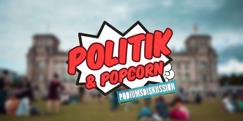 Gruppentreffen – Politik und Popcorn
