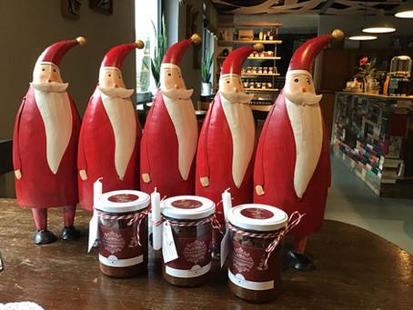 Wir sind bereit für das Weihnachtsfest