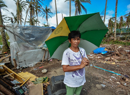 Hilfe bei Katastrophen – Regional