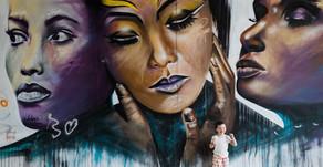 Une jolie séance famille entre street art et nature