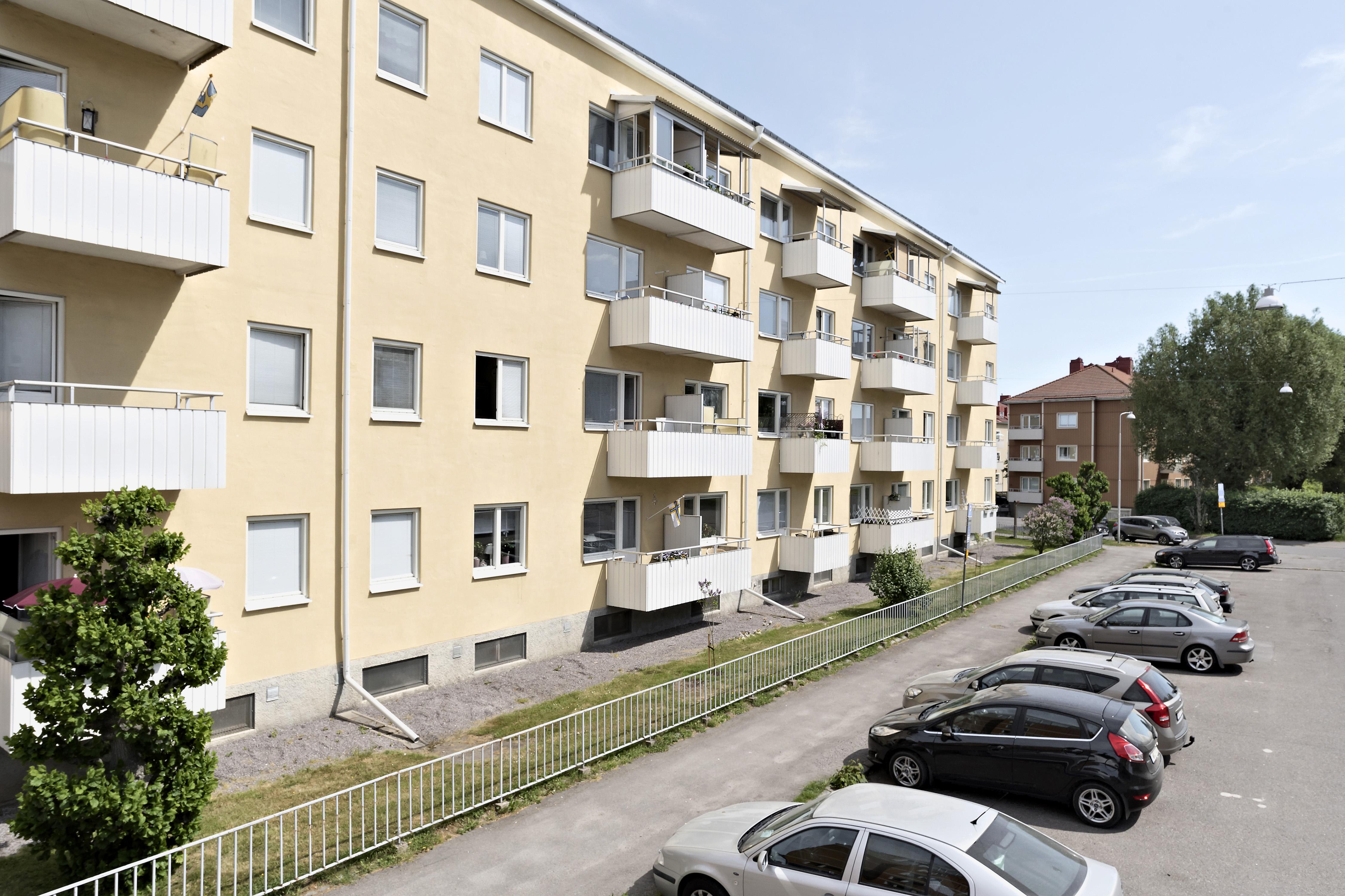 Petter Swarts gatan 15 B | Söder