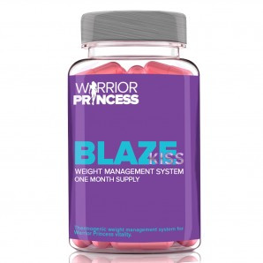 Warrior Princess BLAZE KISS®