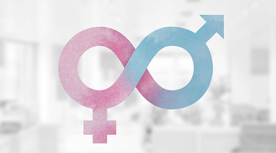 Image of gender infinity symbol - Oakland Therapist, Mill Valley Therapist, EMDR, LGBTQ, Trauma, Teens, Gay, Transgender, Trans, Nonbinary, Genderqueer, Genderfluid, Gender Nonconforming