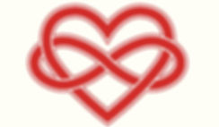 Image of Heart entwined with infinity symbol - Oakland Therapist, EMDR Therapist, LGBTQ, Poly, Polyamory