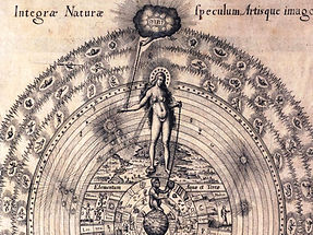 Image of antique astrology map with w - Oakland Therapist, EMDR, Men's Issues