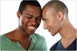Image of gay male couple - Oakland Therapist, Mill Valley Therapist, EMDR, Teens, LGBTQ, Trauma, Couples Counseling