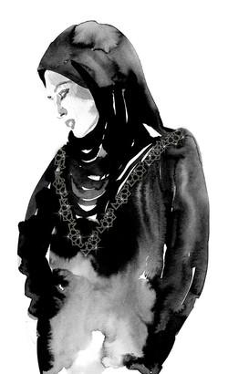abaya-illustration