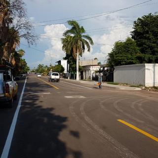 Pavimentación Allende