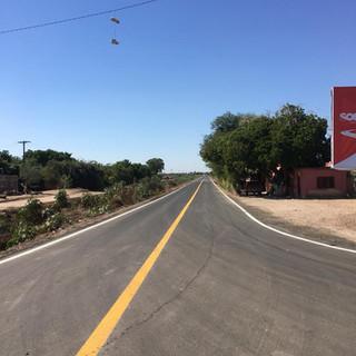 Carretera Las Parras-Pozo Dulce