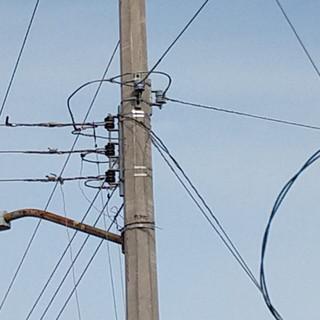 Electrificación Agiabampo