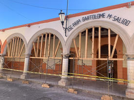 Escuela Primaria Bartolome M.Salido