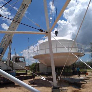 Tanque de Agua Potable Sirebampo