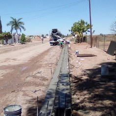 Pavimentación Calle Allende