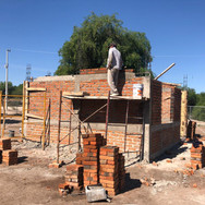Casa Maestro en Esc.Prim Prof.Roberto F.Almada