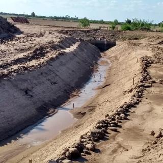 Canal Distrito de Riego del Río Mayo