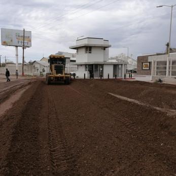 Pavimentación Exterior