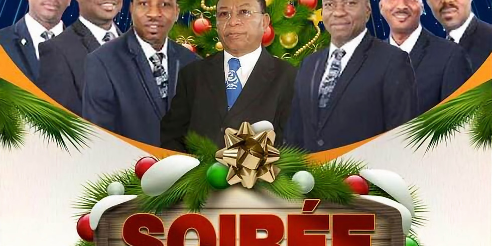 Soirée en prelude à la Noel