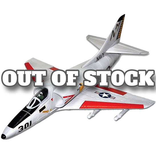 RC Styro Foam Jet 2