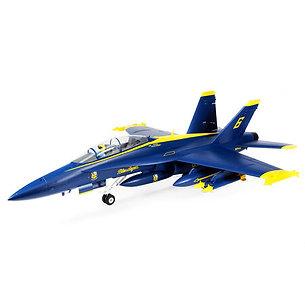 F-18 Blue Angels 80mm(fan)E.D.F. BNF Basic