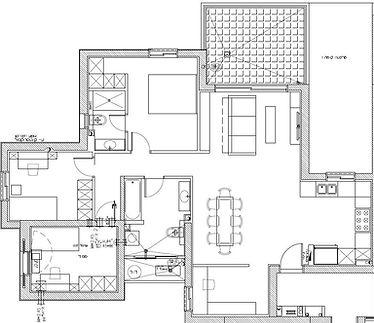 תכנון ועיצו דירות קבלן