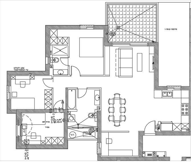 תכנון דירות קבלן