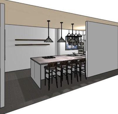 תכנון ועיצוב מטבח חדש חדרה